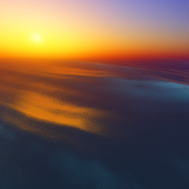 Sunset Ocean Wallpaper