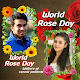 Download World Rose Day Photo Album Creator For PC Windows and Mac
