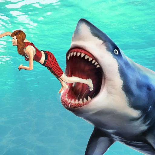 Crazy Water Shark Ocean: New Games (game)