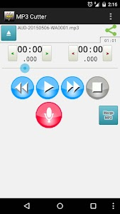 MP3 Cutter Pro v3.5 build (87)
