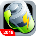 Battery Saver 2019 - Fast Charger - Super Cleaner icon