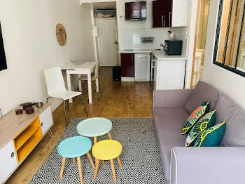 Appartement meublé 2 pièces 30,91 m2