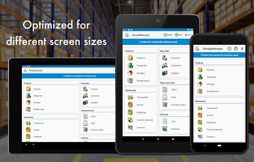 Storage Manager : Stock Tracker screenshot 4