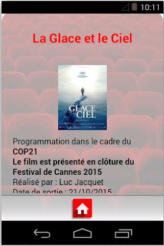 android Cinéma Les Variétés Screenshot 7