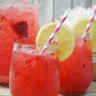 Triple Berry Lemonade Recipe