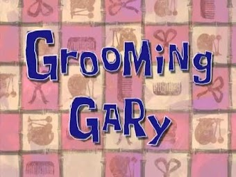 The Slumber Party/Grooming Gary
