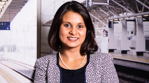 Kesagee Nayager, marketing and communications executive at Bombela Concession Company.