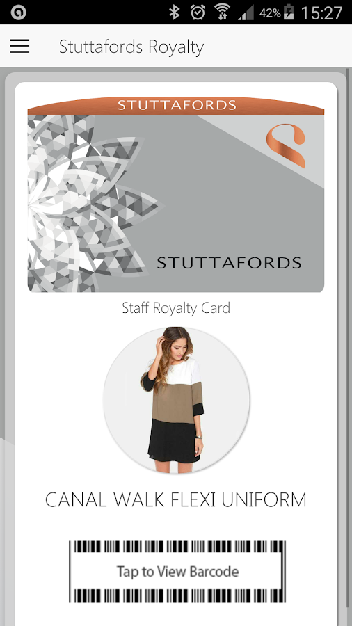 Stuttafords- screenshot