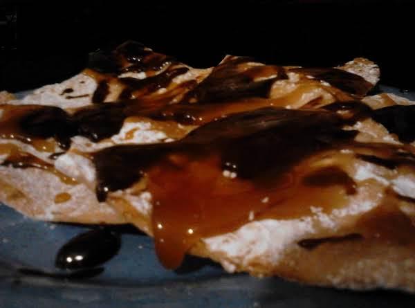 Chocolate Caramel Tortillas Recipe