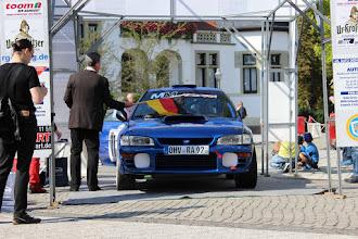 Photo: Rink / Polzin beim Show Start Fotograf: Tino Konrad