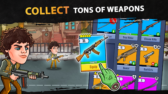 Zombieland: AFK Survival MOD APK [Unlimited Money + Mod Menu] 2.1.0 4