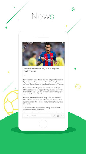 Myfootball - World Cup 2018, Soccer live, news for PC