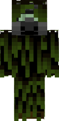 I combined Gasmask and camo sniper xd
