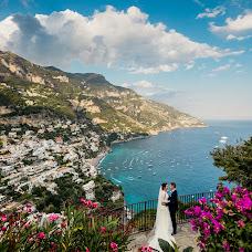 Fotografo di matrimoni Antonio Palermo (AntonioPalermo). Foto del 12.03.2019