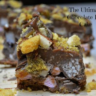 Ultimate Chocolate Bar Cake
