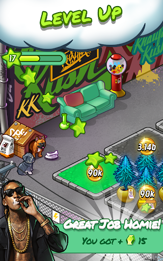 Wiz Khalifa's KK Farm 2.5.2 screenshots 3