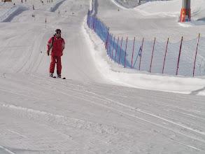 Photo: Julius, das große Skitalent