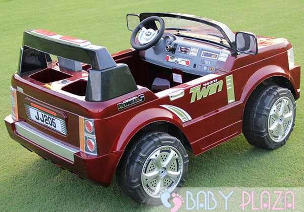 Xe hơi điện trẻ em JJ205 3