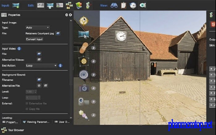 Pano2VR Pro Free Download