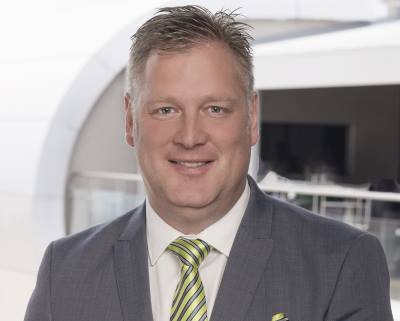 Gerhard Hartman, Vice President for Medium Business, Sage Africa & Middle East.