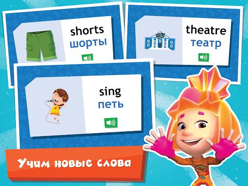 English for Kids. Fixiki. Learning the language android2mod screenshots 15