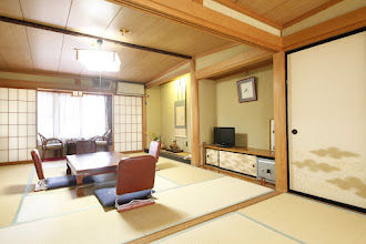Photo: 鶴の間 通常 地デジ化1 room turu no ma
