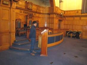 Photo: Kavit Shah shares his Sewa Day 2011 experience.