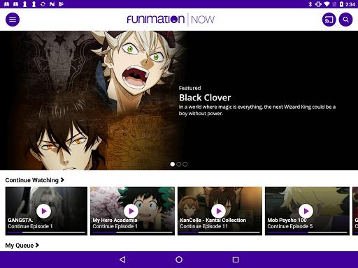 FunimationNow screenshot 5