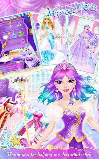 Princess Salon: Mermaid Doris  screenshots 4