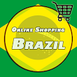 Online Shopping in Brazil icon
