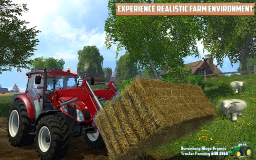Nuremberg Mega Organic Tractor Farming SIM 2020 screenshots 12