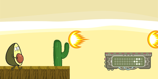 Télécharger Gratuit Hero Avocado Adventure apk mod screenshots 5