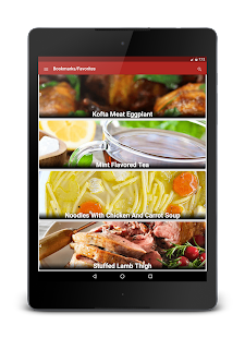 Arabic food recipes in arabic android apps on google play arabic food recipes in arabic screenshot thumbnail forumfinder Choice Image