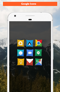 Pillow - Icon Pack Screenshot