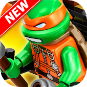 Turtle Puzzle Ninja Kids New