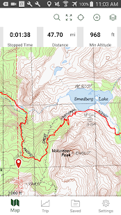 Gaia GPS: Hiking Maps, Topo Maps, Hike App- screenshot thumbnail