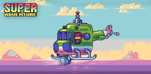 Super Adventure - Pixel Shooting Game APK