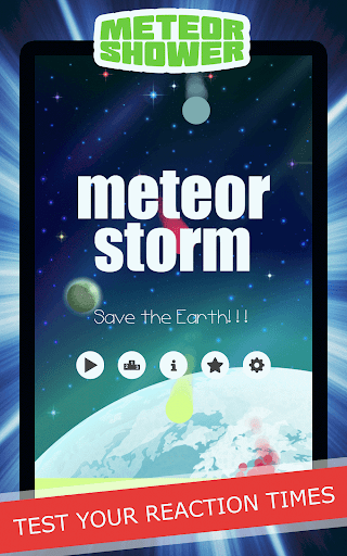 Meteor Shower Game