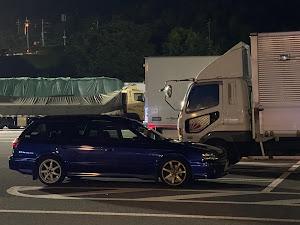 レガシィツーリングワゴン BH5 GT-B E-tunell D型のカスタム事例画像 ゆーきさんの2021年08月02日23:07の投稿