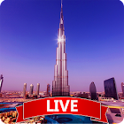 3D Dubai Live Wallpapers HD 🌵 icon