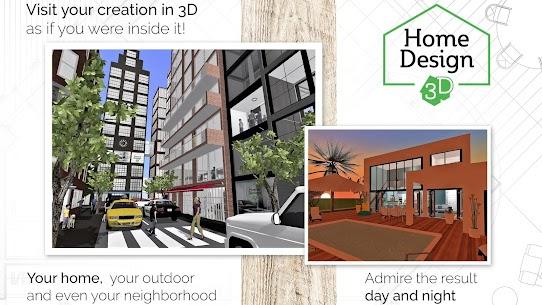 Home Design 3D Mod Apk + OBB 4.4.1 (Full Unlocked) 10
