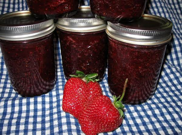 Old Fashioned Strawberry Jam Recipe