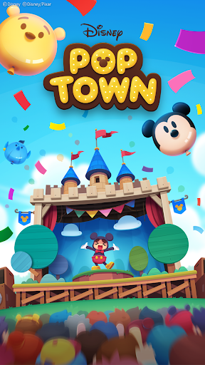 Disney POP TOWN  screenshots 1