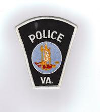 Photo: Piedmont Geriatric Hospital Police (Defunct)