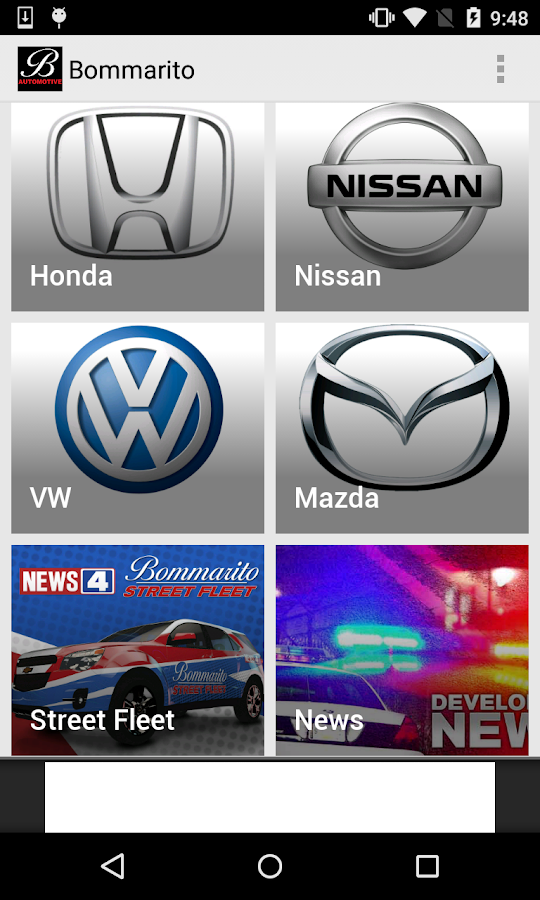 Bommarito Automotive Group Android Apps On Google Play