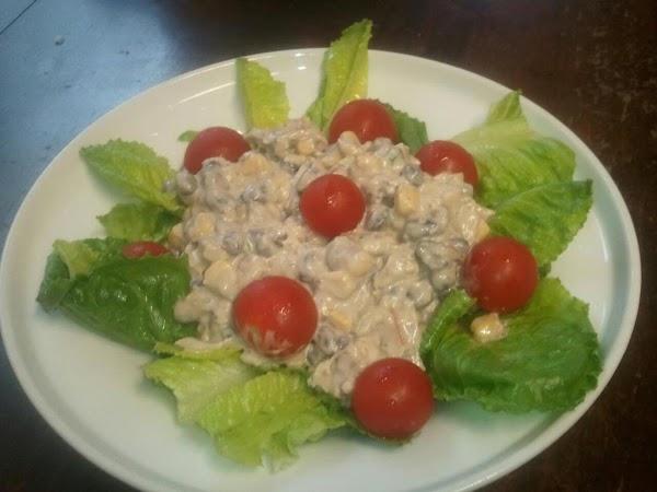 Fiesta Chicken Salad Recipe