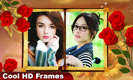 Photobook Photo Editor u2013 Dual Frames Photo Collage 1.15 screenshots 1
