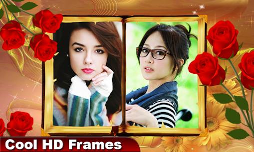 Photobook Photo Editor – Dual Frames Photo Collage 1