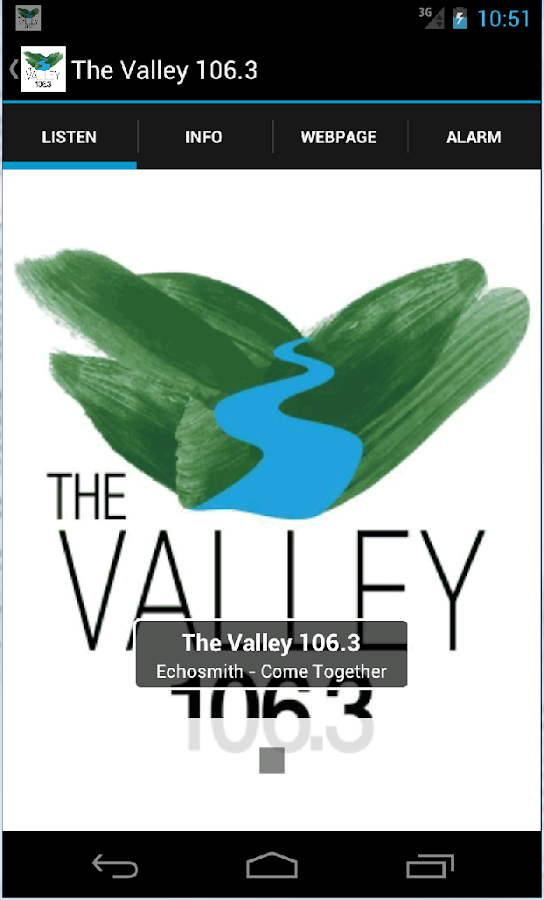 The Valley 106.3- screenshot