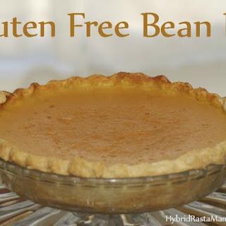 Gluten Free/ Grain Free Bean Pie